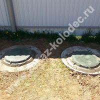 Септики из бетонных колец заказать