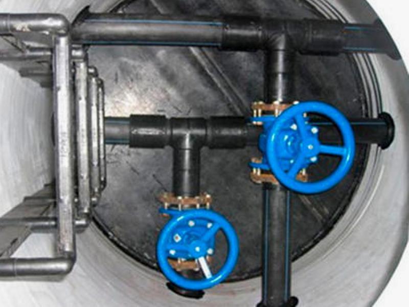 Водопровод для дачи