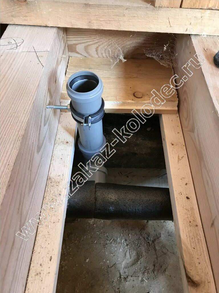 устройство дачной канализации