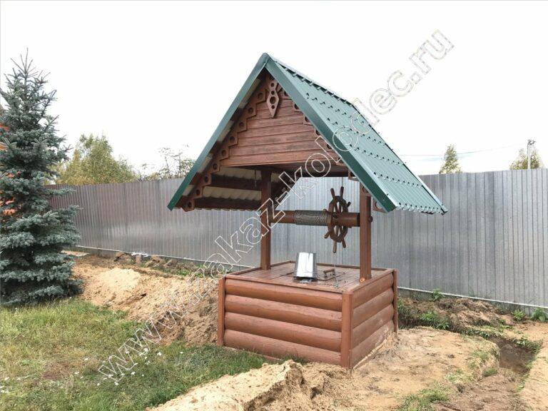 Копка колодцев Московская область