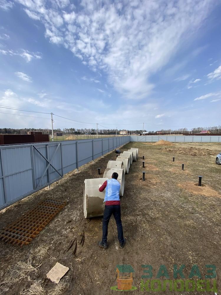 септик установка в Киржаче