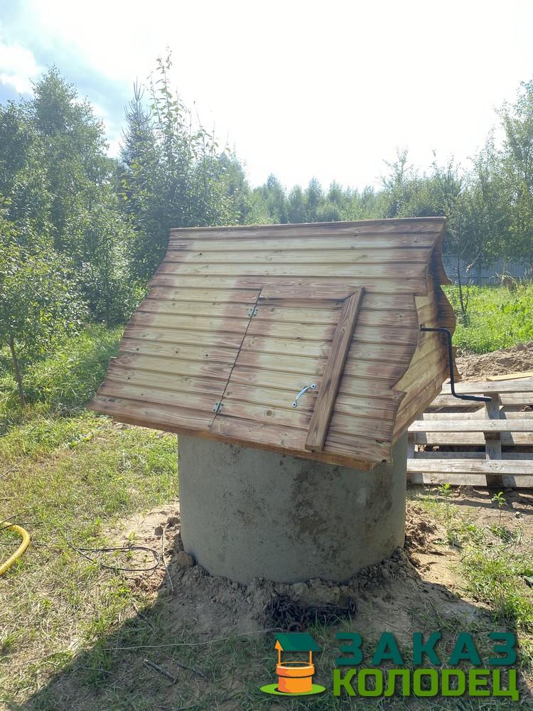 Копка колодцев под ключ в Александровском районе